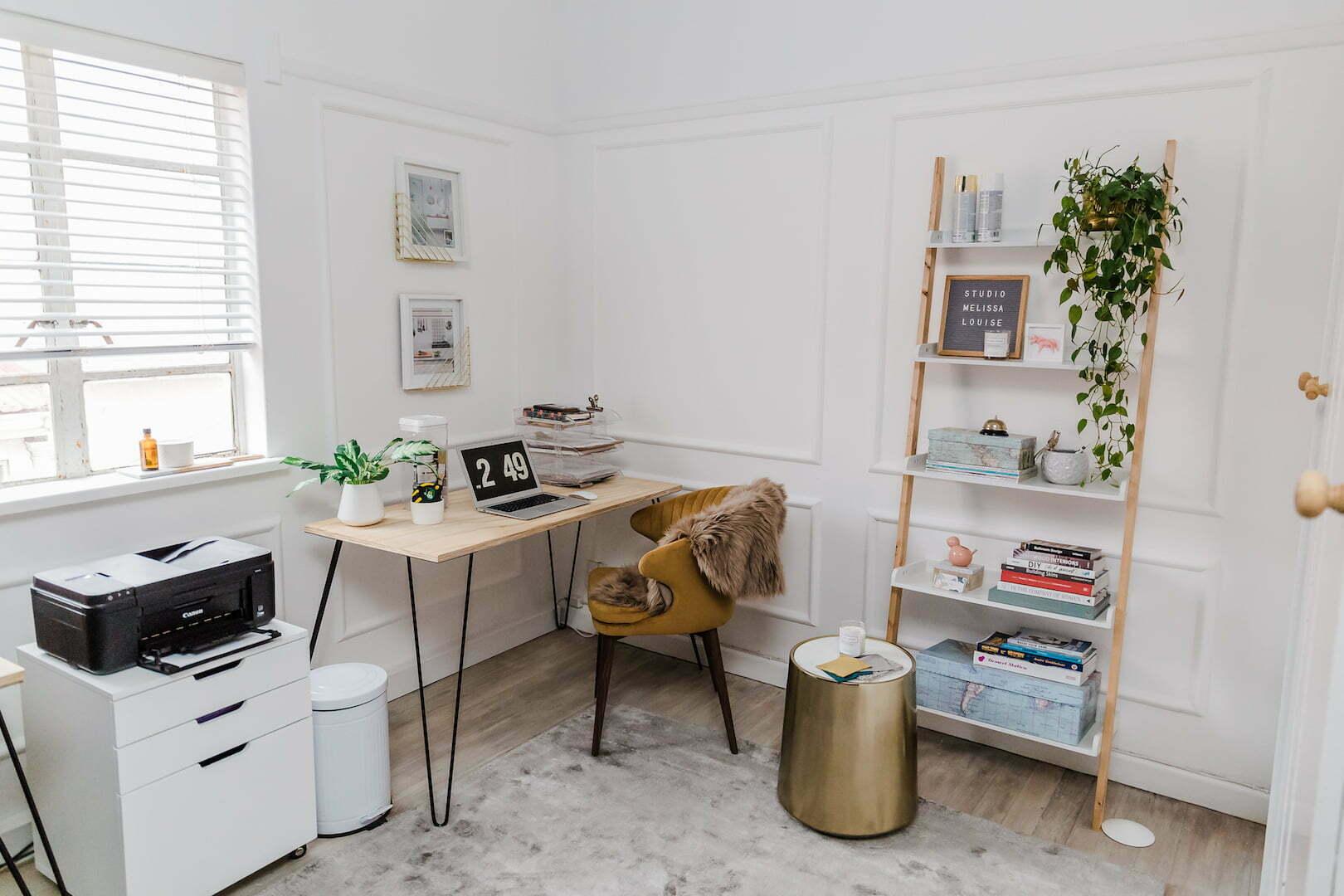 INTERIOR DESIGN - My Home Studio with @home • Studio Melissa Louise